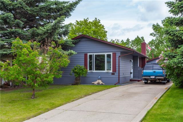 7836 HUNTERBURN Hill NW, Calgary