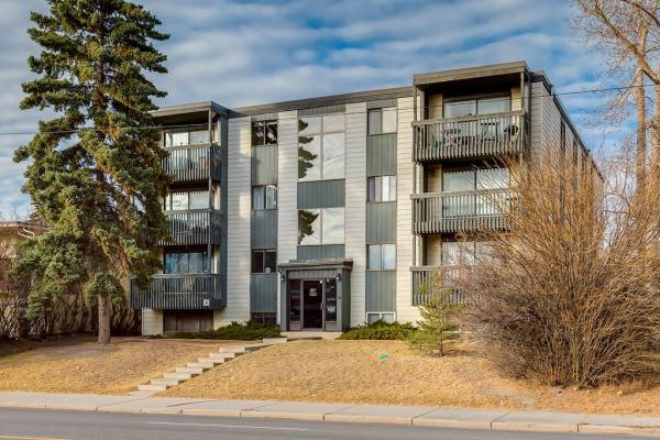 #402 2734 17 AV SW, Calgary