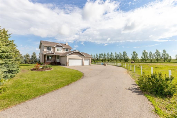 434139 Clear Mountain DR E, Rural Foothills County