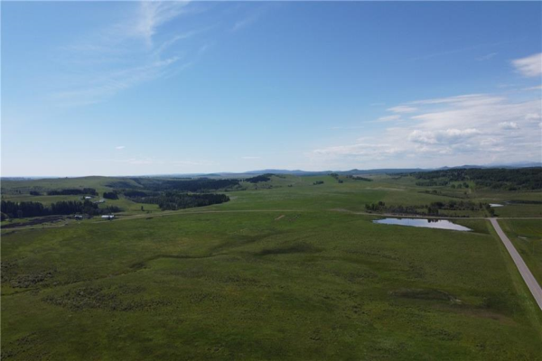 158.96 Acres North of TWP RD 252  , Rural Rocky View County