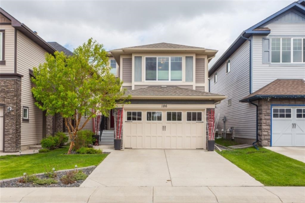 186 HILLCREST CI SW, Airdrie