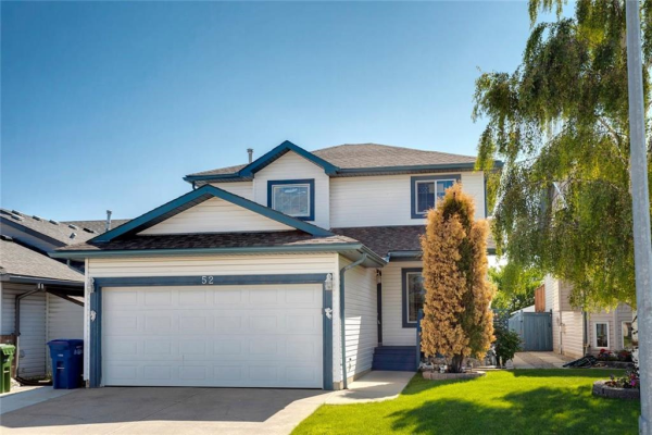 52 WOODSIDE CR NW, Airdrie