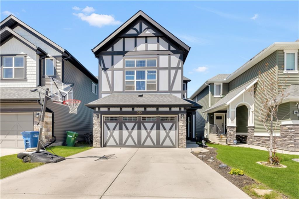 313 KINGS HEIGHTS DR SE, Airdrie