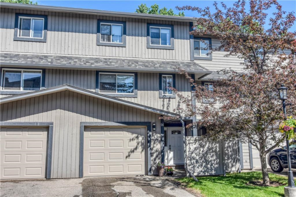 #56 27 SILVER SPRINGS DR NW, Calgary