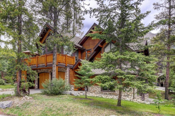 17 Blue Grouse RG , Canmore