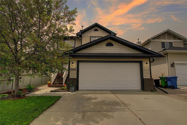 2203 LUXSTONE Boulevard SW, Airdrie