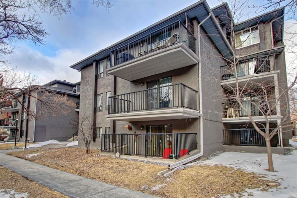 #205 819 4A ST NE, Calgary