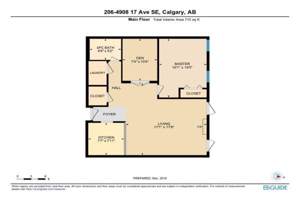 #206 4908 17 AV SE, Calgary
