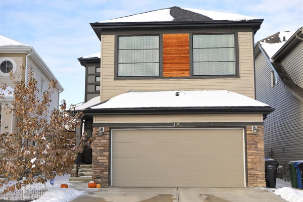 109 COPPERPOND Green SE, Calgary