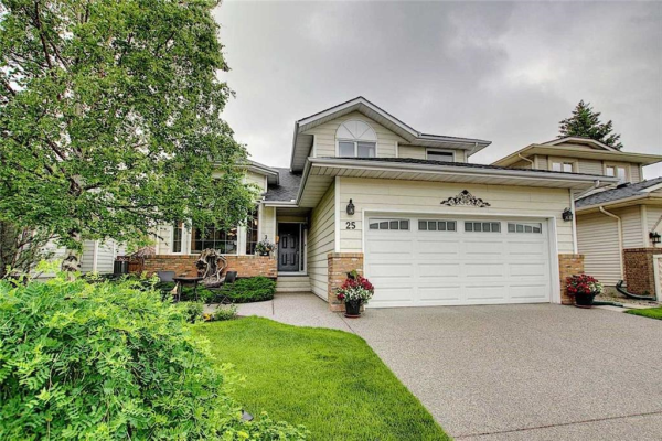 25 SUNVISTA Close SE, Calgary