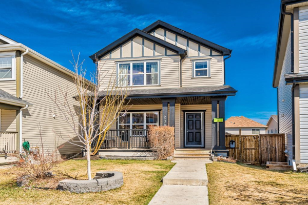 208 COPPERSTONE GD SE, Calgary