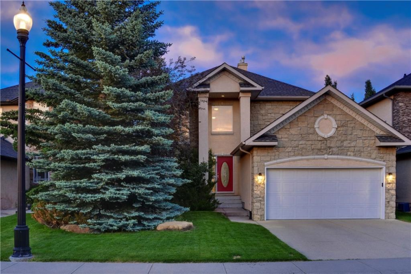 16 STRATHRIDGE CL SW, Calgary