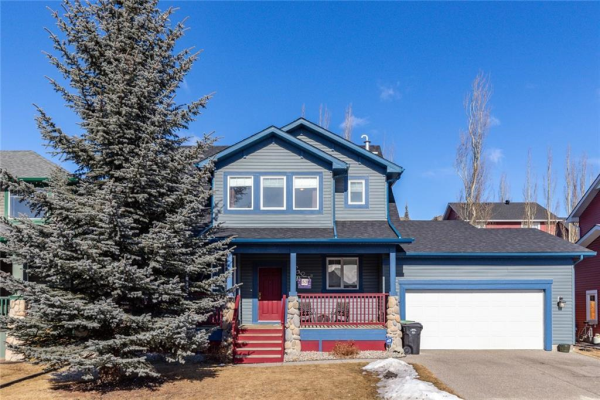 53 HIDDEN CREEK RD NW, Calgary