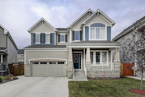 132 WATERLILY Cove, Chestermere