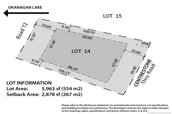 9782 Centrestone Crescent,, Lake Country