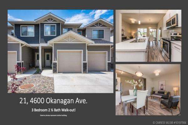 #21 4600 Okanagan Avenue,, Vernon