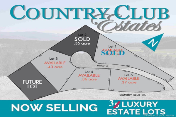 #4 1678 Country Club Drive,, Kelowna