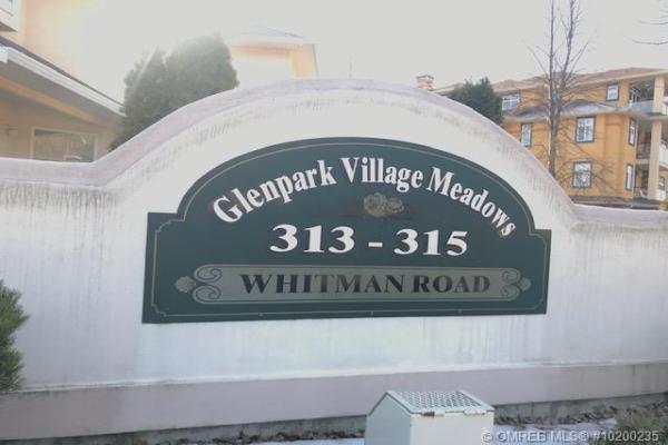 #316 315 Whitman Road,, Kelowna