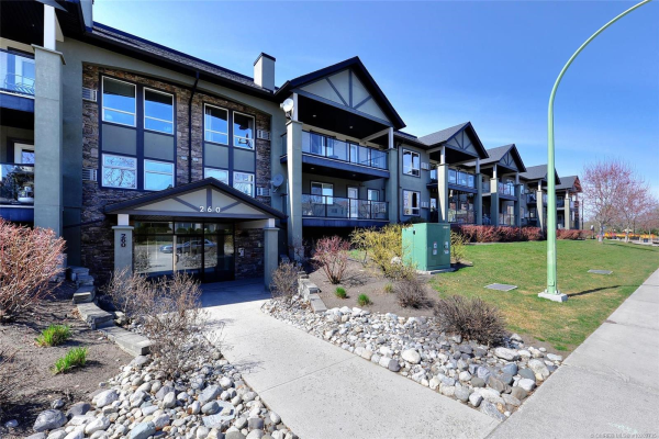 #117 260 Franklyn Road,, Kelowna