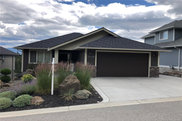 2436 Tallus Heights Drive,, West Kelowna