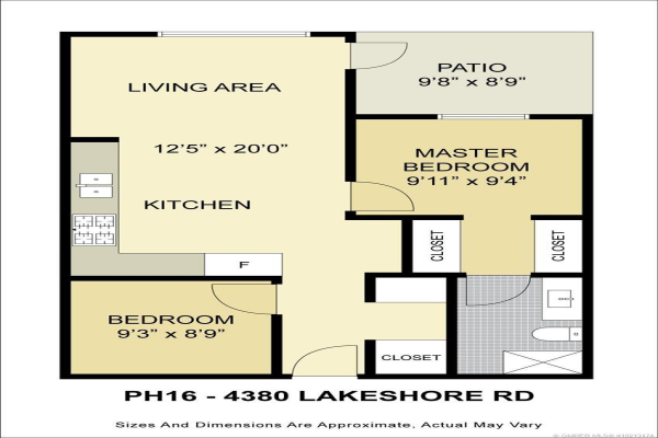 #PH16 4380 Lakeshore Road,, Kelowna
