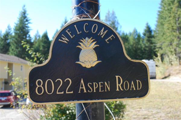 8022 ASPEN Road,, VERNON