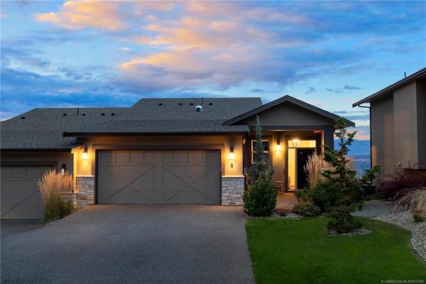 #8 1836 Tower Ranch Boulevard,, Kelowna