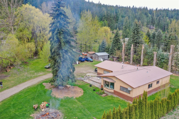 268 Old Salmon Arm Road,, Enderby
