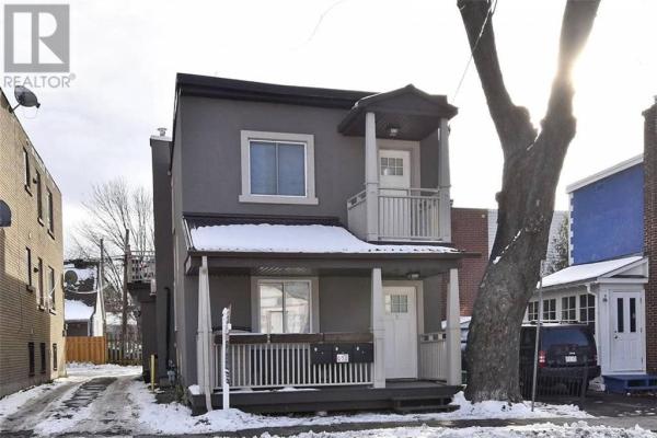 206-208 CARILLON STREET, Ottawa