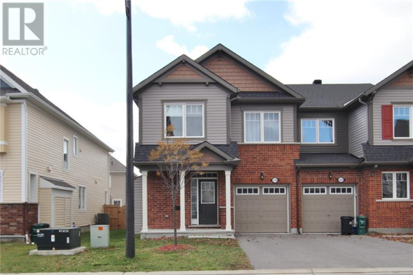 519 FOXLIGHT CIRCLE, Kanata