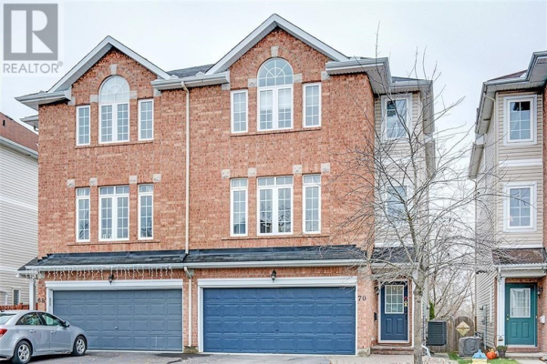 70 CASTLE GLEN CRESCENT, Ottawa