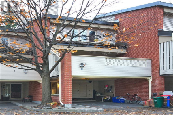 60 GREENFIELD AVENUE UNIT#6, Ottawa