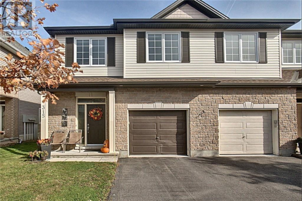 315 BUTTONBUSH WAY, Ottawa