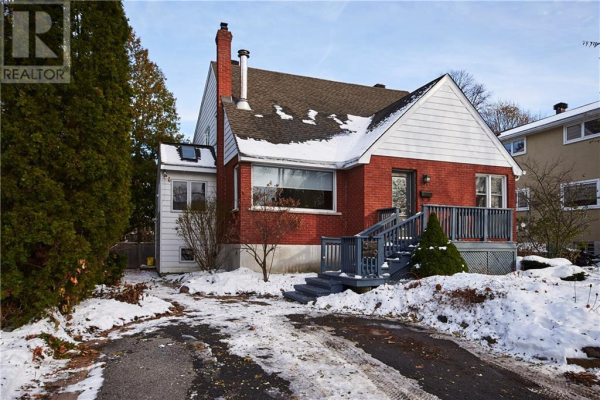 579 ROWANWOOD AVENUE, Ottawa