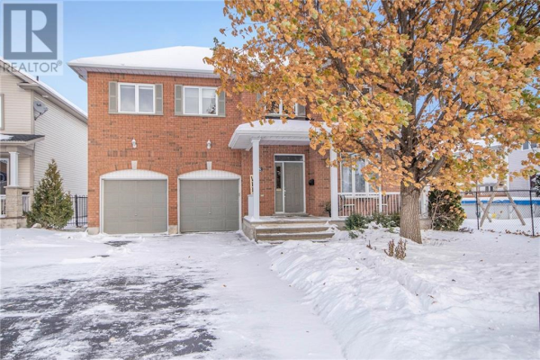 25 GRANITE RIDGE DRIVE, Ottawa
