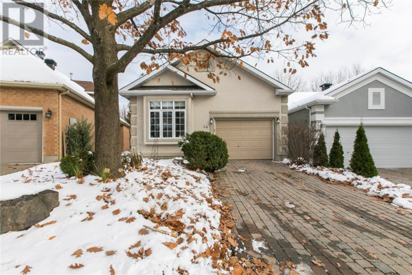 34 STONECROFT TERRACE, Ottawa