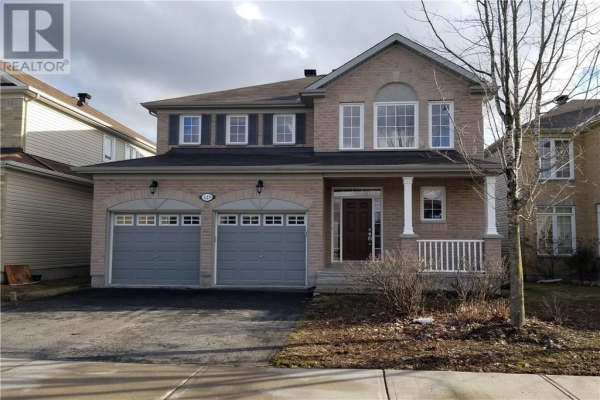 448 WEST RIDGE DRIVE, Stittsville