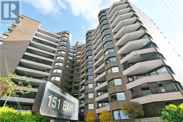151 BAY STREET UNIT#607/608, Ottawa