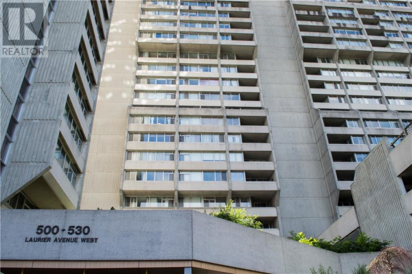530 LAURIER AVENUE W UNIT#701, Ottawa