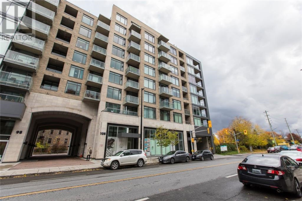 108 RICHMOND ROAD UNIT#110, Ottawa