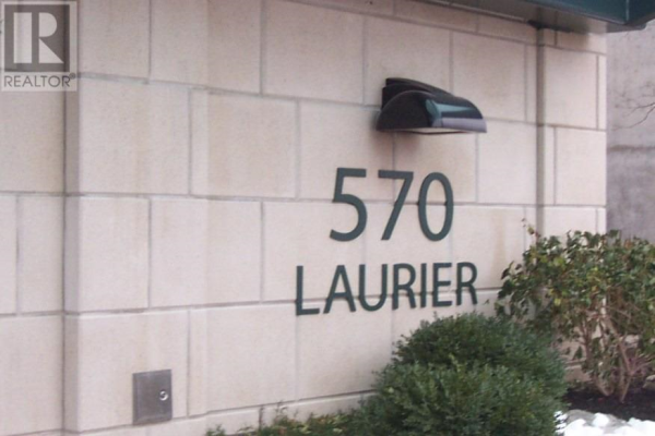 570 LAURIER AVENUE W UNIT#2103, Ottawa