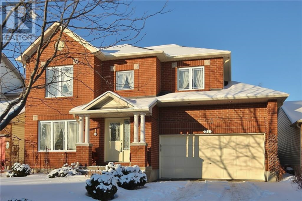 21 WATERBRIDGE DRIVE, Ottawa