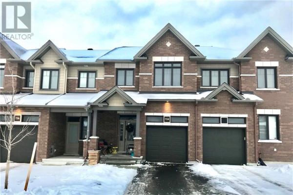 724 TEASEL WAY, Ottawa