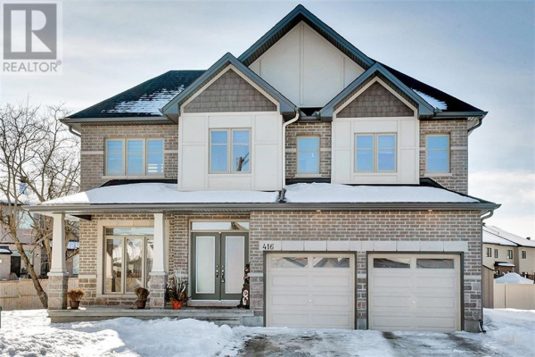 416 GOLDEN SPRINGS DRIVE, Ottawa