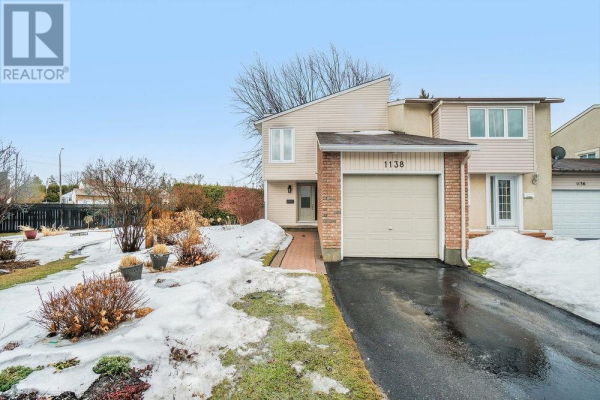 1138 GRENOBLE CRESCENT, Ottawa