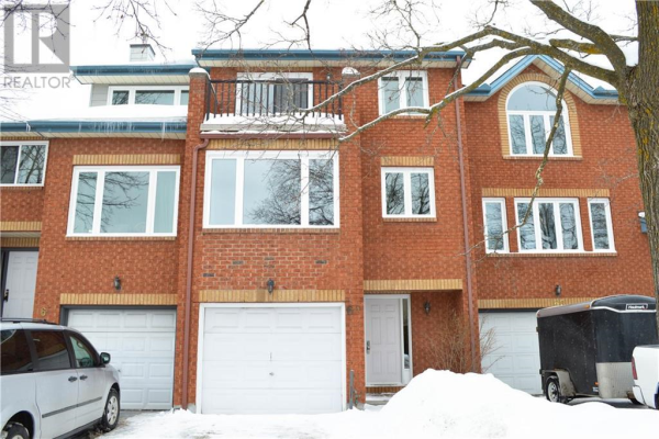 6 WESLOCK WAY UNIT#B, Ottawa