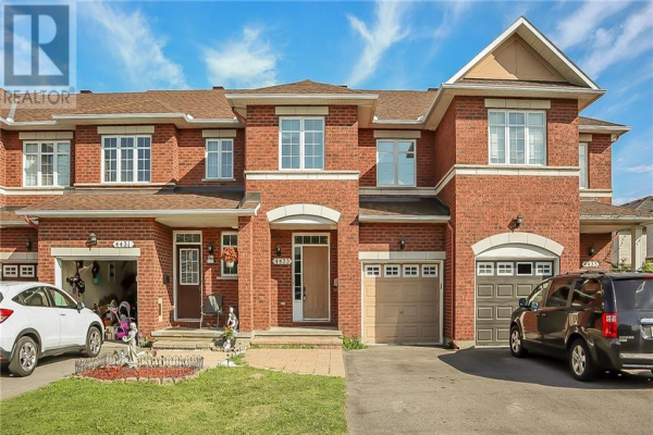 4433 GOLDENEYE WAY, Ottawa