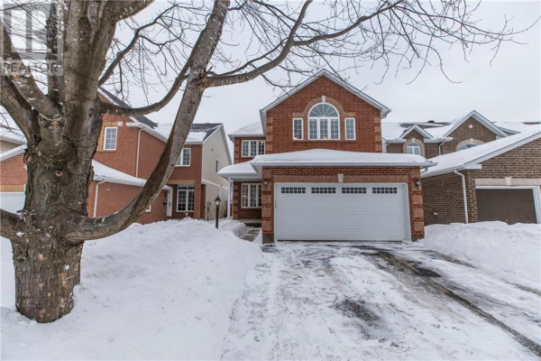 118 BOULDER WAY, Ottawa