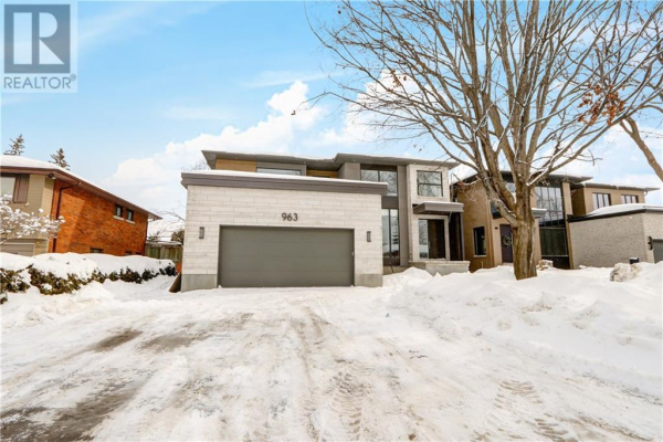 963 MOONEY AVENUE, Ottawa