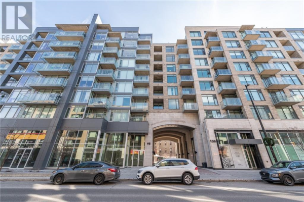98 RICHMOND ROAD UNIT#608, Ottawa